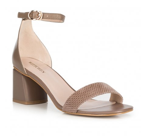 Női cipő, tópszín, 90-D-960-1-37, Fénykép 1