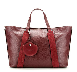 Dámská kabelka, třešňová, 85-4E-014-2, Obrázek 1