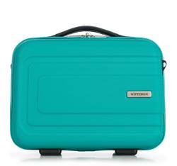 Kosmetický kufřík, tyrkysová, 56-3A-634-85, Obrázek 1