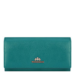 Peněženka, tyrkysová, 02-1-052-G9, Obrázek 1