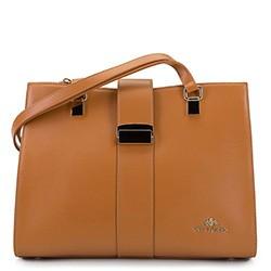 Dámská kabelka, velbloud, 92-4E-302-5, Obrázek 1
