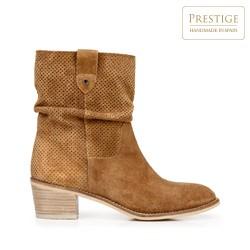 Dámské boty, velbloud, 92-D-150-5-39, Obrázek 1