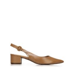 Dámské boty, velbloud, 92-D-752-5-38, Obrázek 1