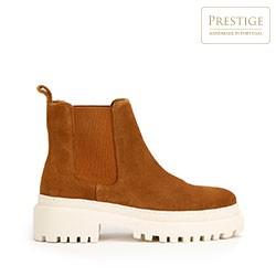 Dámské boty, velbloud, 93-D-303-5-38, Obrázek 1