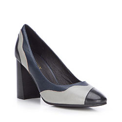 Dámské boty, vícebarevný, 87-D-921-X1-39, Obrázek 1