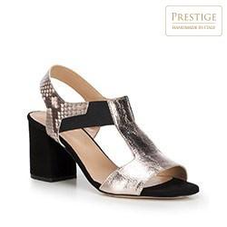 Dámské boty, vícebarevný, 88-D-107-8-37, Obrázek 1