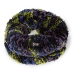 Dámský šál, vícebarevný, 89-7F-201-1X, Obrázek 1