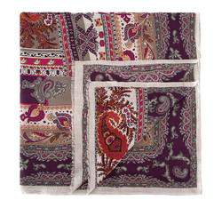 Dámský šátek, vícebarevný, 81-7D-X05-X02, Obrázek 1