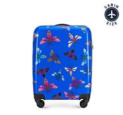 Kabinový cestovní kufr, vícebarevný, 56-3A-481-90, Obrázek 1