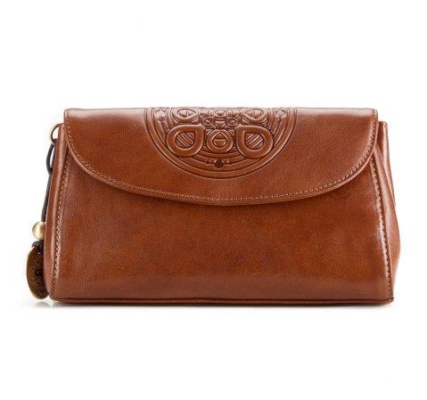 Női táska, világos barna, 04-4-068-3, Fénykép 1