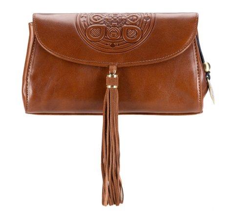 Női táska, világos barna, 04-4-069-3, Fénykép 1