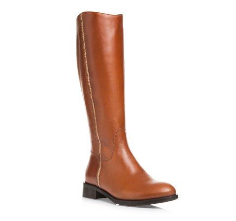Női cipő, világos barna, 85-D-209-1-36, Fénykép 1
