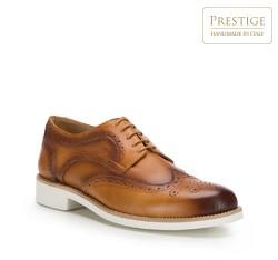 Férfi cipő, világos barna, 86-M-057-4-42, Fénykép 1