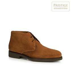 Férfi cipő, világos barna, 88-M-450-5-41, Fénykép 1