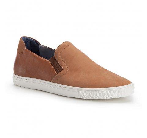 Férfi cipő, világos barna, 86-M-601-5-40, Fénykép 1