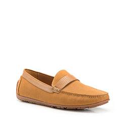 Férfi cipő, világos barna, 86-M-910-5-44, Fénykép 1