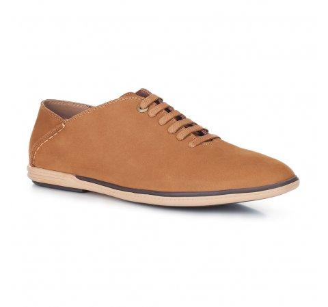 Férfi cipő, világos barna, 88-M-911-7-41, Fénykép 1
