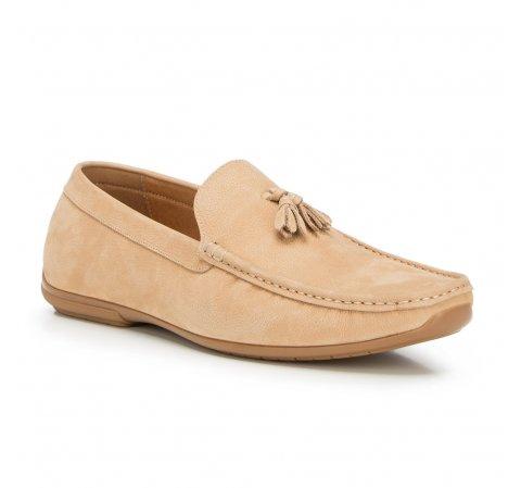 Férfi cipő, világos barna, 90-M-905-9-44, Fénykép 1