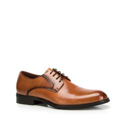 Férfi cipő, világos barna, 90-M-914-5-39, Fénykép 1