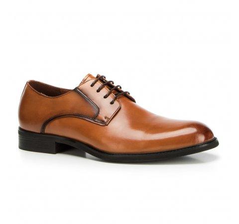Férfi cipő, világos barna, 90-M-914-5-44, Fénykép 1