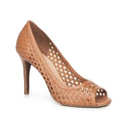 Női cipő, világos barna, 88-D-251-5-40, Fénykép 1
