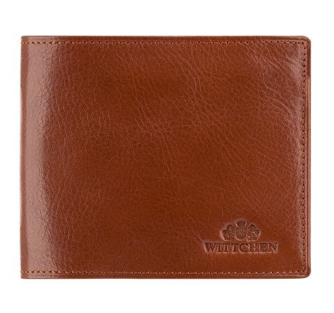 Pénztárca, világos barna, 21-1-040-4, Fénykép 1
