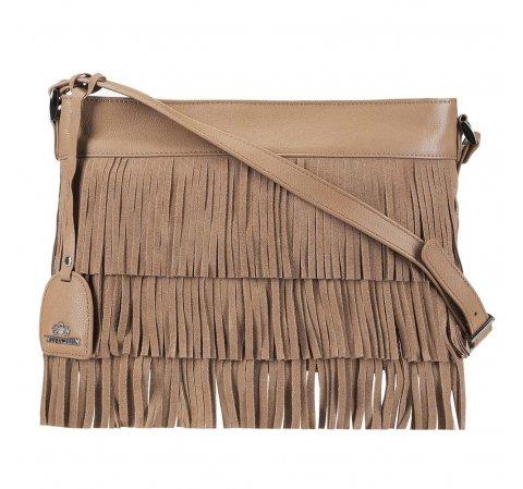 Női táska, világos barna, 88-4E-928-9, Fénykép 1