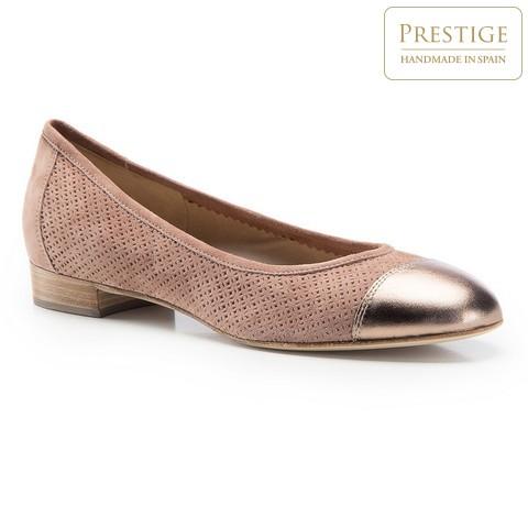 Női cipő, világos rózsaszín, 86-D-113-P-35, Fénykép 1