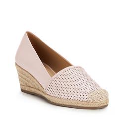 Női cipő, világos rózsaszín, 86-D-701-P-37, Fénykép 1