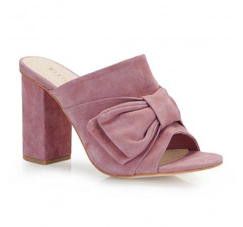 Női cipő, világos rózsaszín, 86-D-918-P-38, Fénykép 1