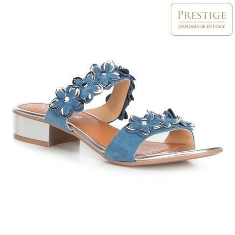 Női cipő, Világoskék, 90-D-250-7-36, Fénykép 1
