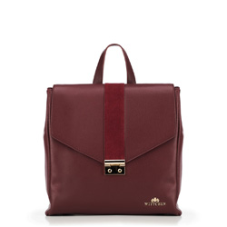 Dámský batoh, vínová, 89-4E-361-2, Obrázek 1