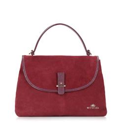 dámská kabelka, vínová, 87-4E-214-2, Obrázek 1