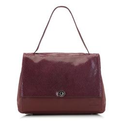 Dámská kabelka, vínová, 91-4E-306-2, Obrázek 1