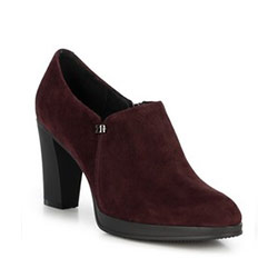 Dámské boty, vínová, 89-D-952-2-37, Obrázek 1