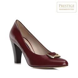 Dámské boty, vínová, 79-D-702-2-36, Obrázek 1