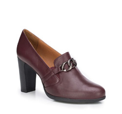 Dámské boty, vínová, 87-D-302-2-36, Obrázek 1