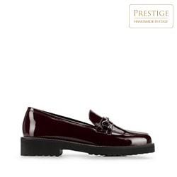 Dámské boty, vínová, 91-D-105-2-35, Obrázek 1