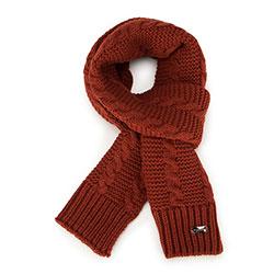 Dámský šátek, vínová, 89-7F-001-2, Obrázek 1
