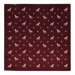 Dámský šátek, vínová, 90-7D-S14-X12, Obrázek 1