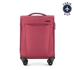 Kabinové zavazadlo, vínová, 56-3S-561-35, Obrázek 1