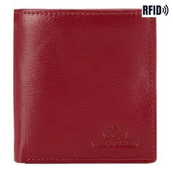 Malá dámská kožená peněženka, vínová, 21-1-065-L30, Obrázek 1