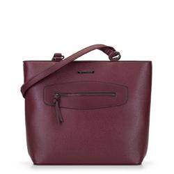 Dámská kabelka, vínová, 92-4Y-200-2, Obrázek 1