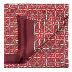 Pánská šála, vínová, 86-7M-S40-X03, Obrázek 1