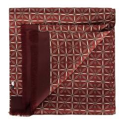 Pánský šátek, vínová, 88-7M-S40-X6, Obrázek 1