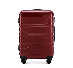 Střední cestovní kufr, vínová, 56-3P-882-30, Obrázek 1