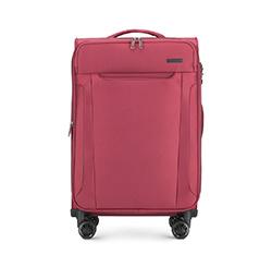 Střední kufr, vínová, 56-3S-562-35, Obrázek 1