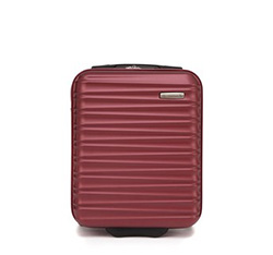 Kabinový kufr, vínová, 56-3A-315-31, Obrázek 1