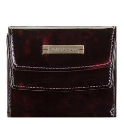 Dámská peněženka, vínovo-černá, 26-1-431-2, Obrázek 1