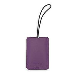 Monochromer Gepäckanhänger, lila, 56-30-010-44, Bild 1